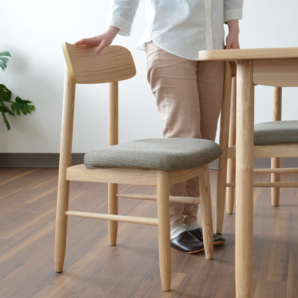 SIEVE(シーヴ/ シーブ) saucer dining chair ソーサー ダイニングチェア カバーリング仕様  全3色